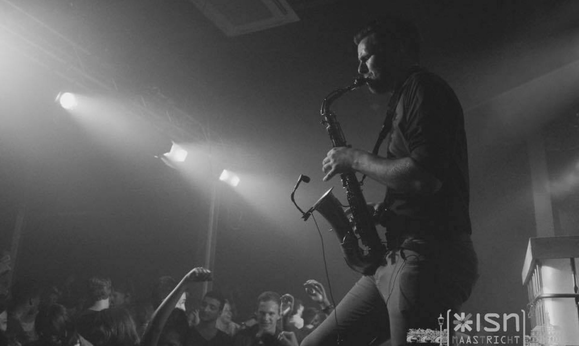 Timo on Sax